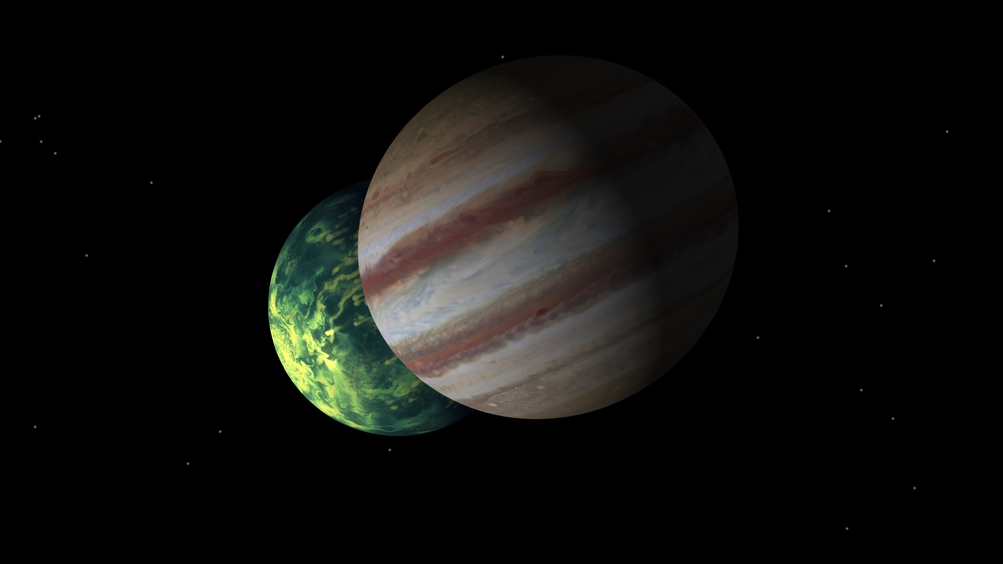 Jupiter Wallpapers hd