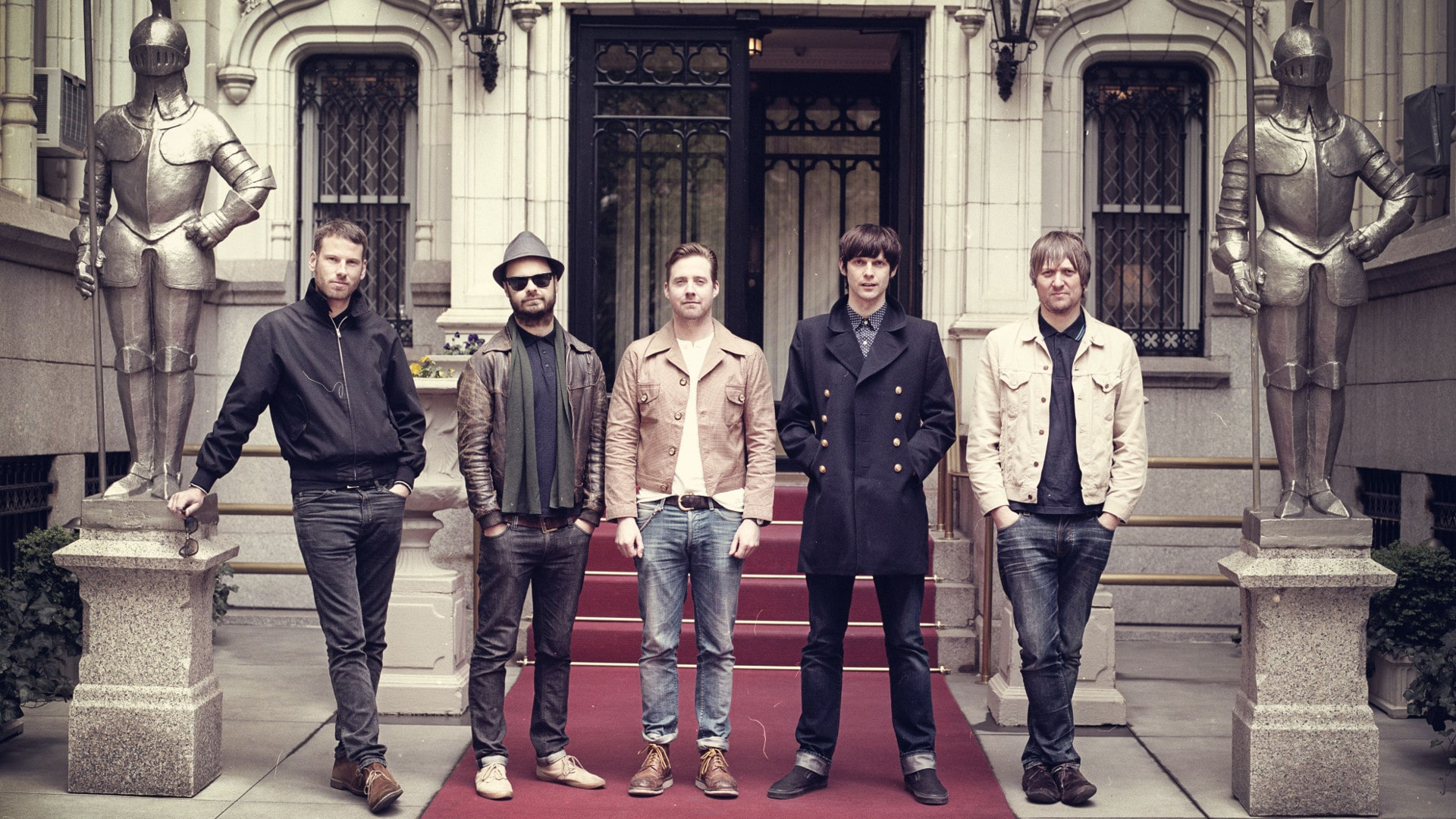 Kaiser Chiefs Wallpapers hd
