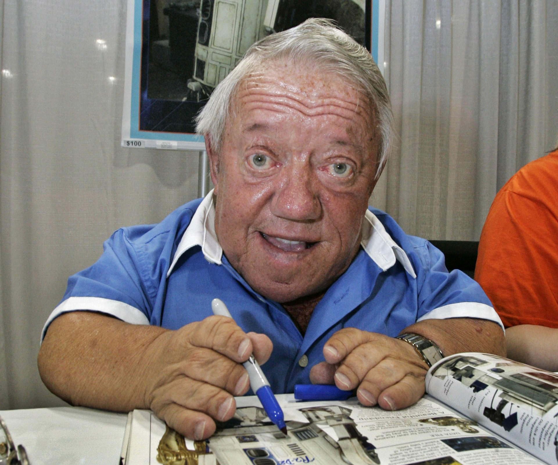 Kenny Baker Wallpapers hd