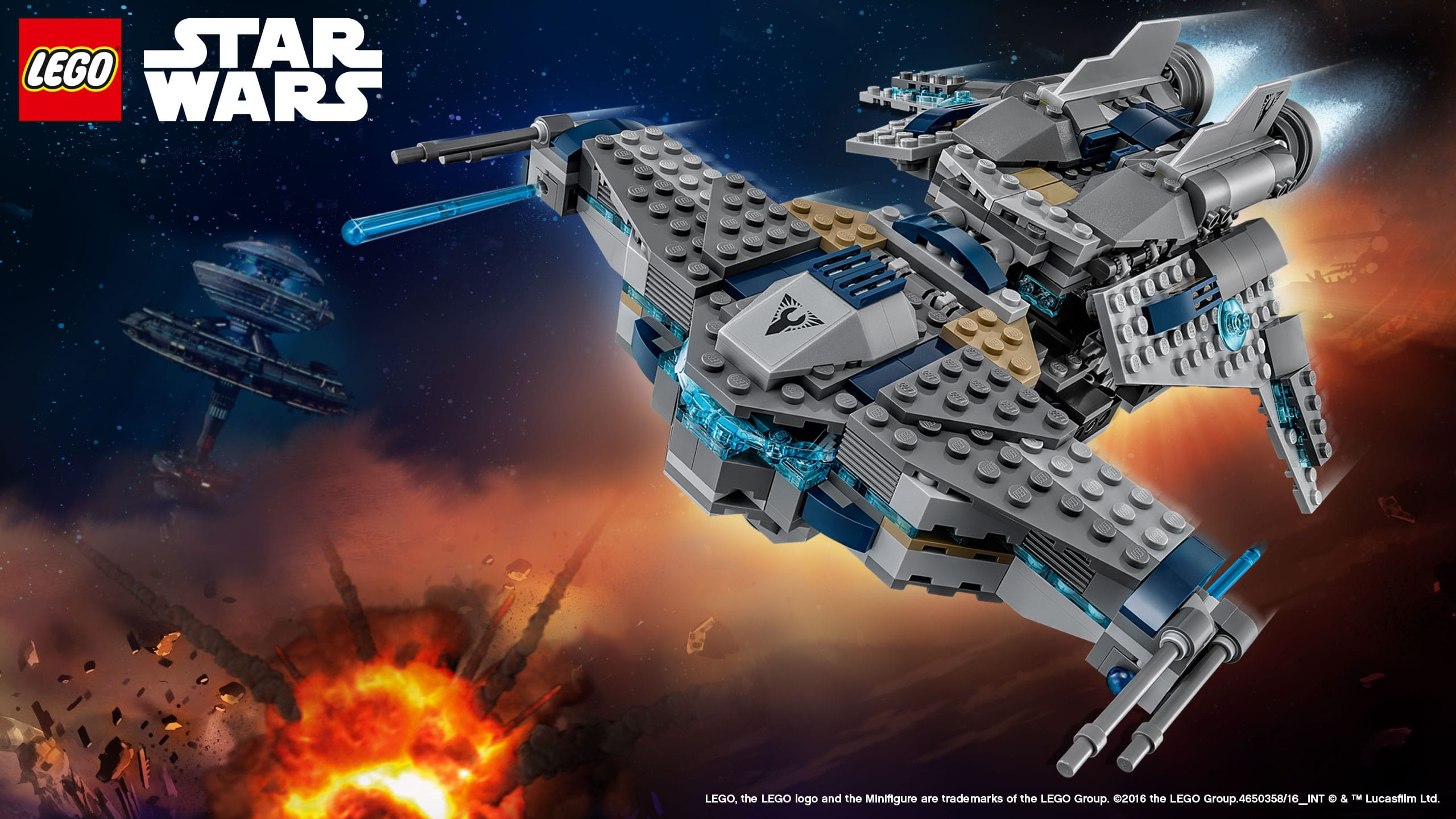 Lego Star Wars The Force Awakens Hd Wallpapers 7wallpapers Net