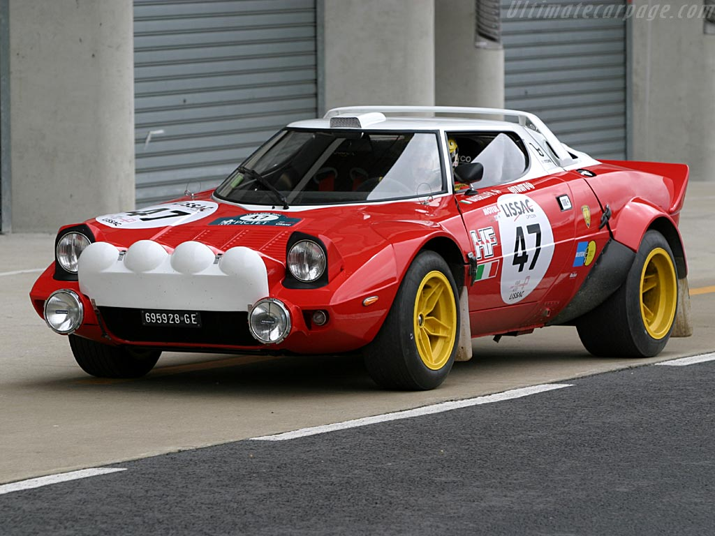 Lancia Stratos HF Wallpapers hd