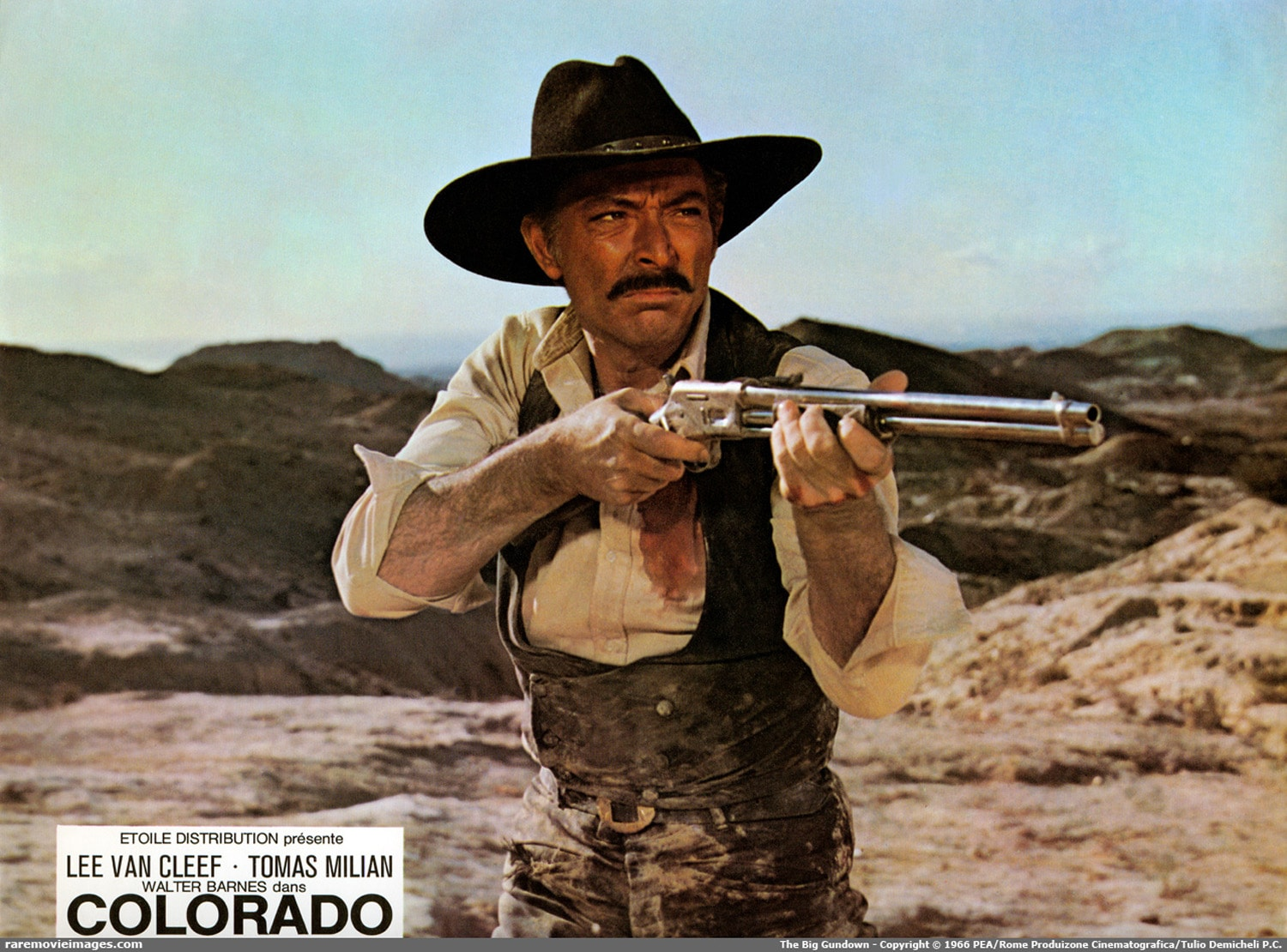 Lee Van Cleef Wallpapers hd