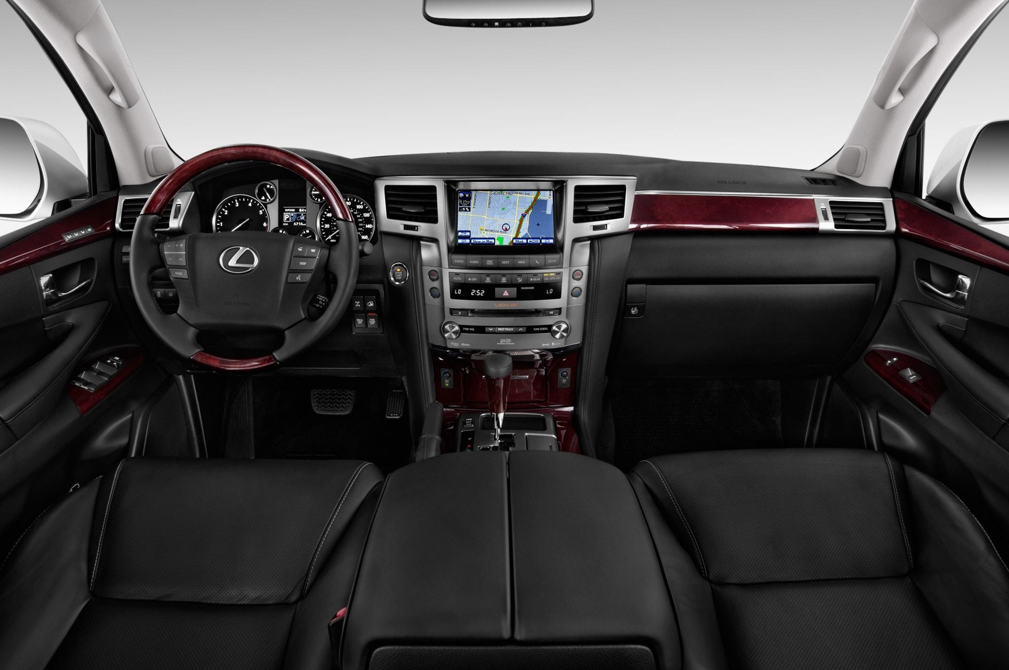 Lexus LX 570 FL Wallpapers hd