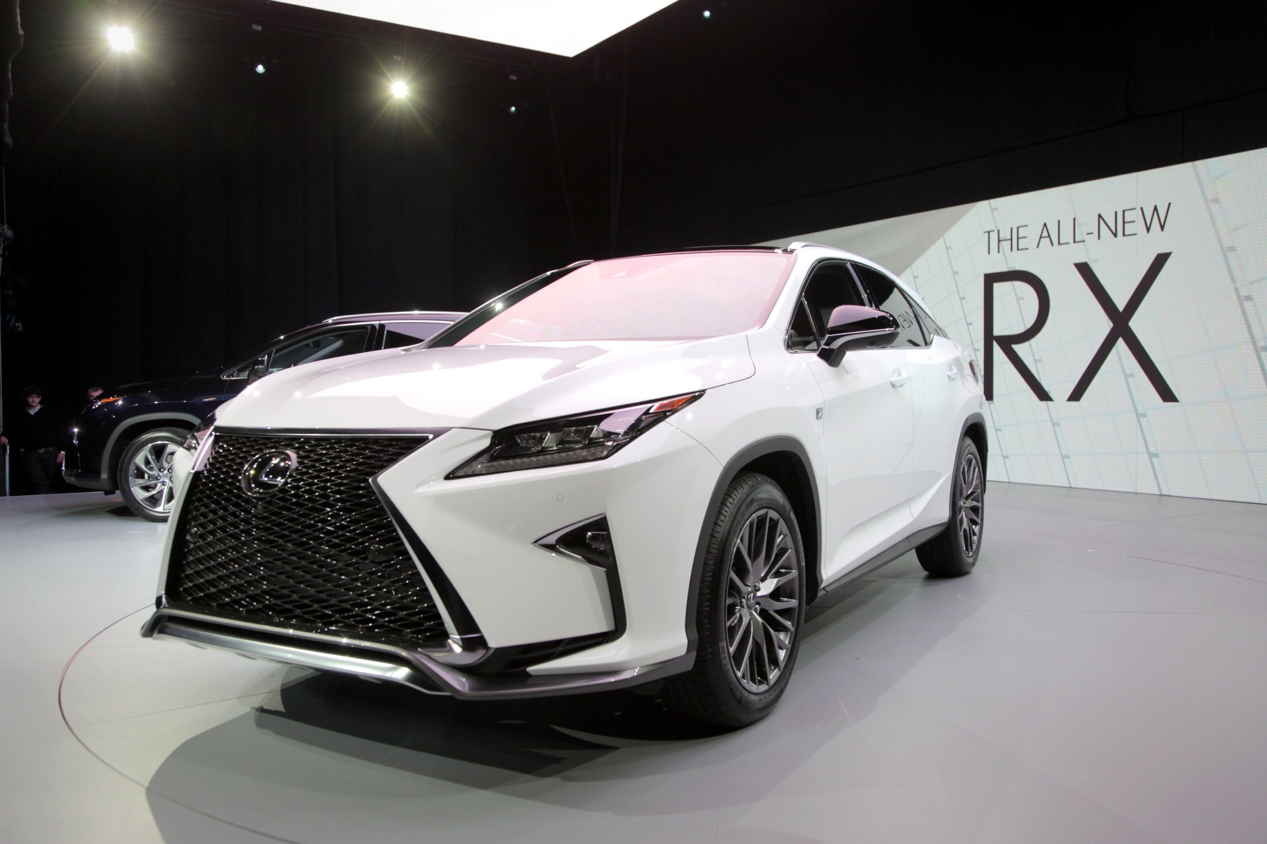 Lexus RX 4 Wallpapers hd