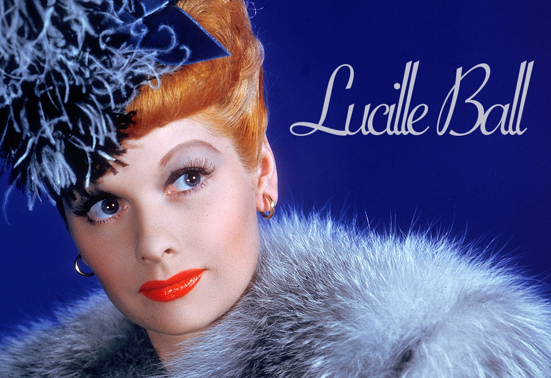 lucille ball Not quite young enough to consider yourself just out of college, yet still not quite old enough to spend all your free time worrying about back pain, 25 is the first age where everyone seems to.