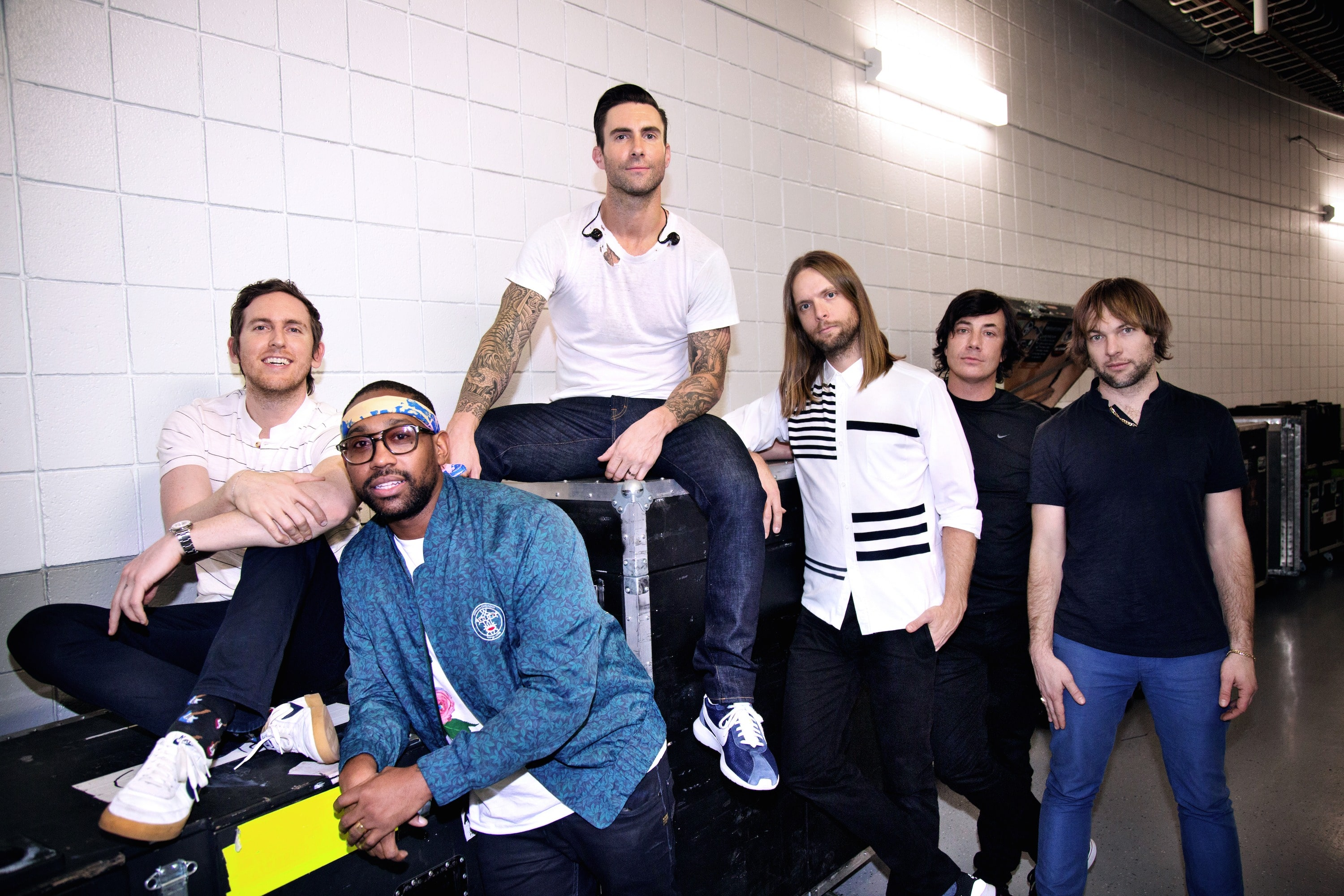 Maroon 5 Wallpapers hd