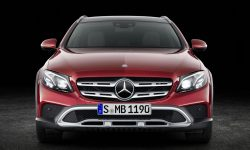 Mercedes E-Class All-Terrain Wallpapers hd