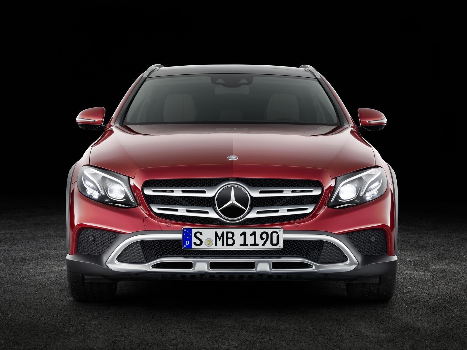 Mercedes E-Class All-Terrain Wallpapers hd