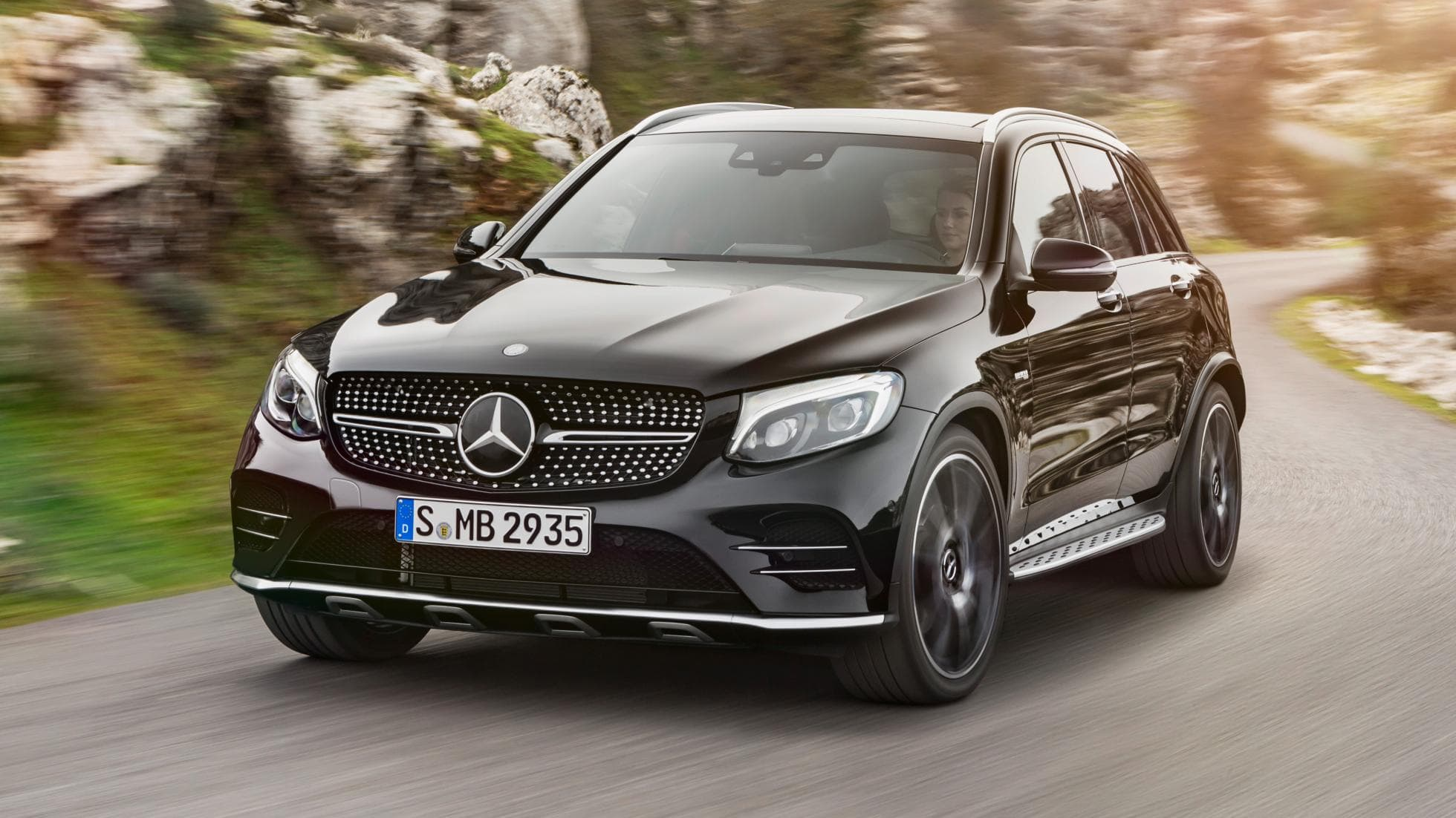 Mercedes GLC Wallpapers hd