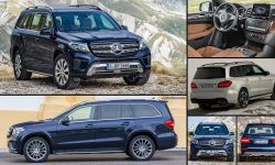 Mercedes GLS Wallpapers hd