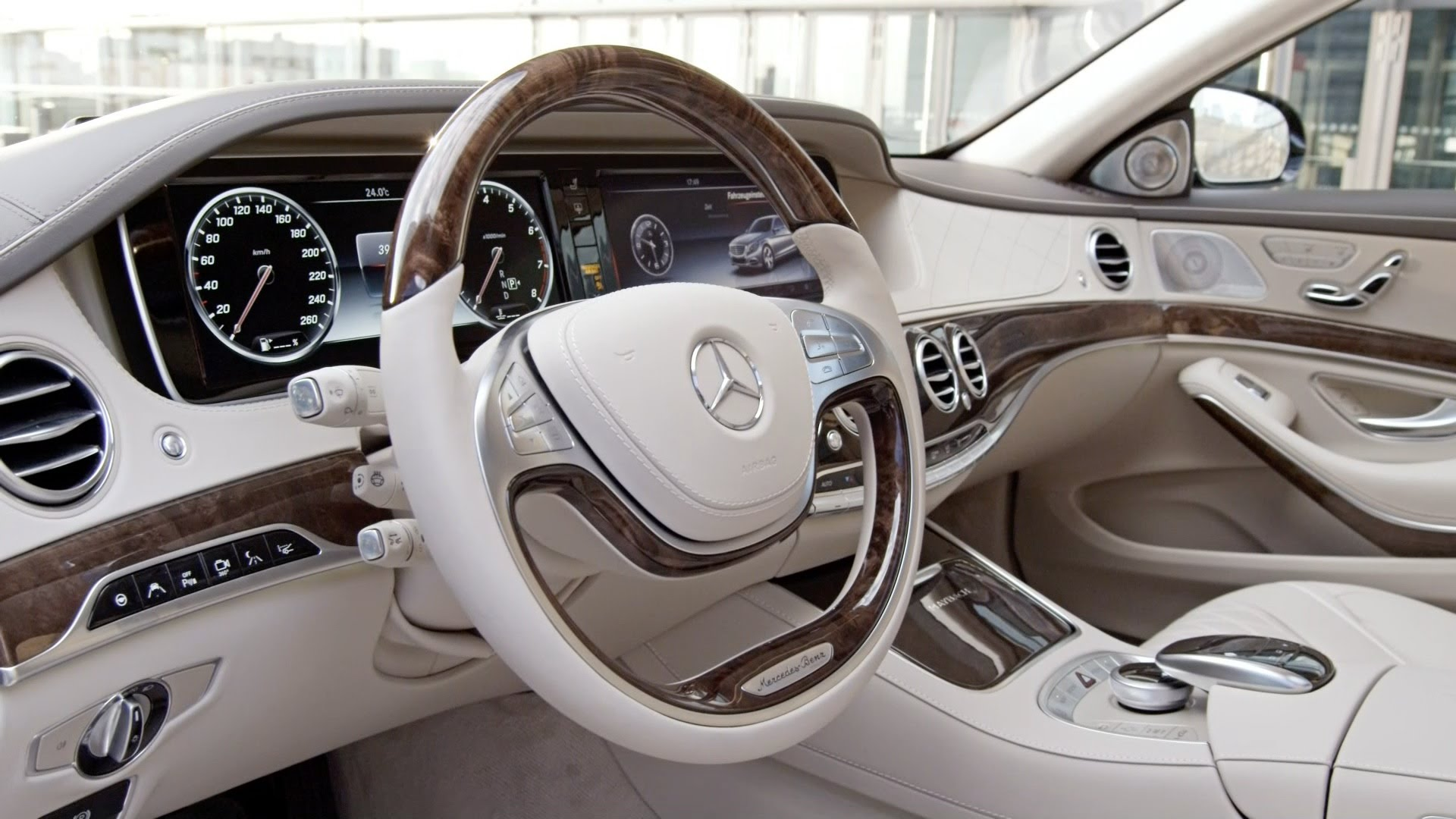 Mercedes-Maybach S-Class Wallpapers hd