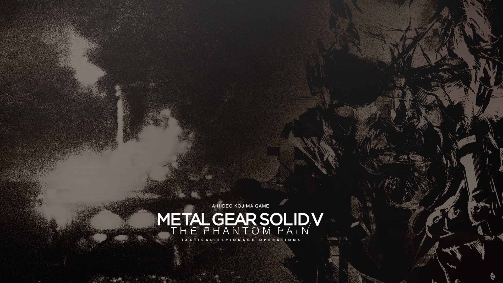 metal gear solid v: the phantom pain hd wallpapers | 7wallpapers