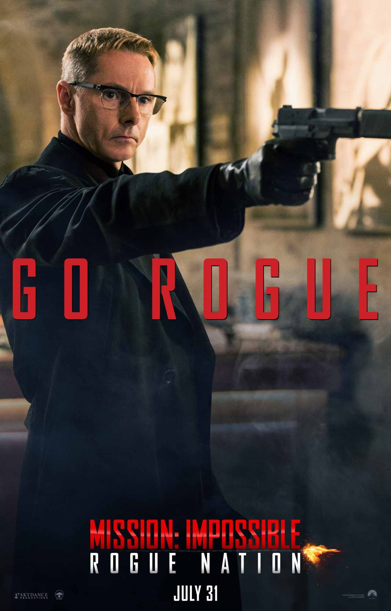 Mission: Impossible - Rogue Nation Wallpapers hd