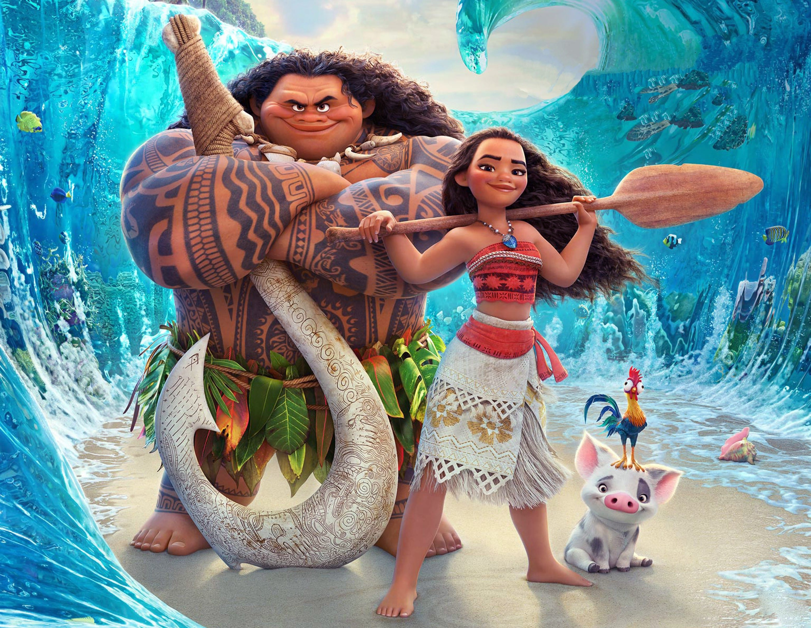 Download moana