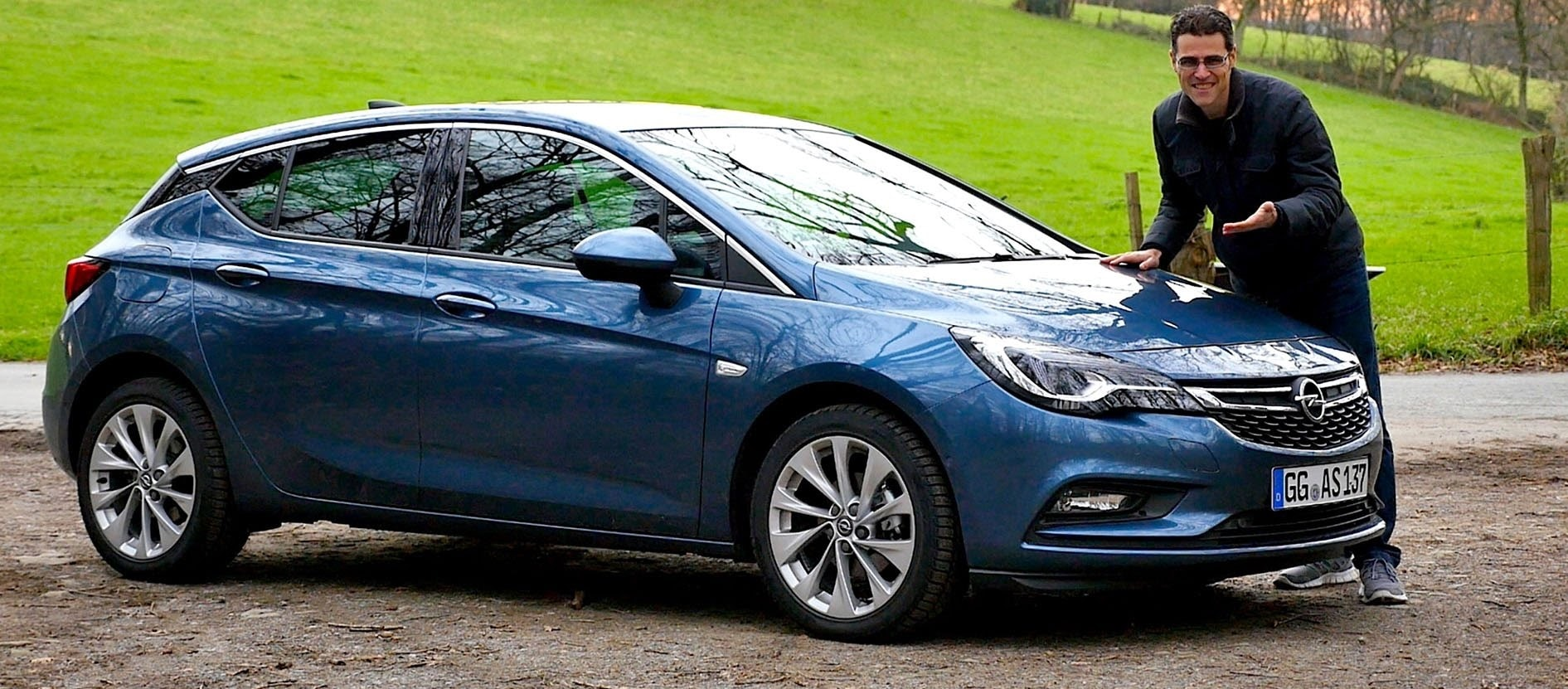 Opel Astra K Wallpapers hd