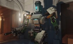 Overwatch : Bastion widescreen wallpapers