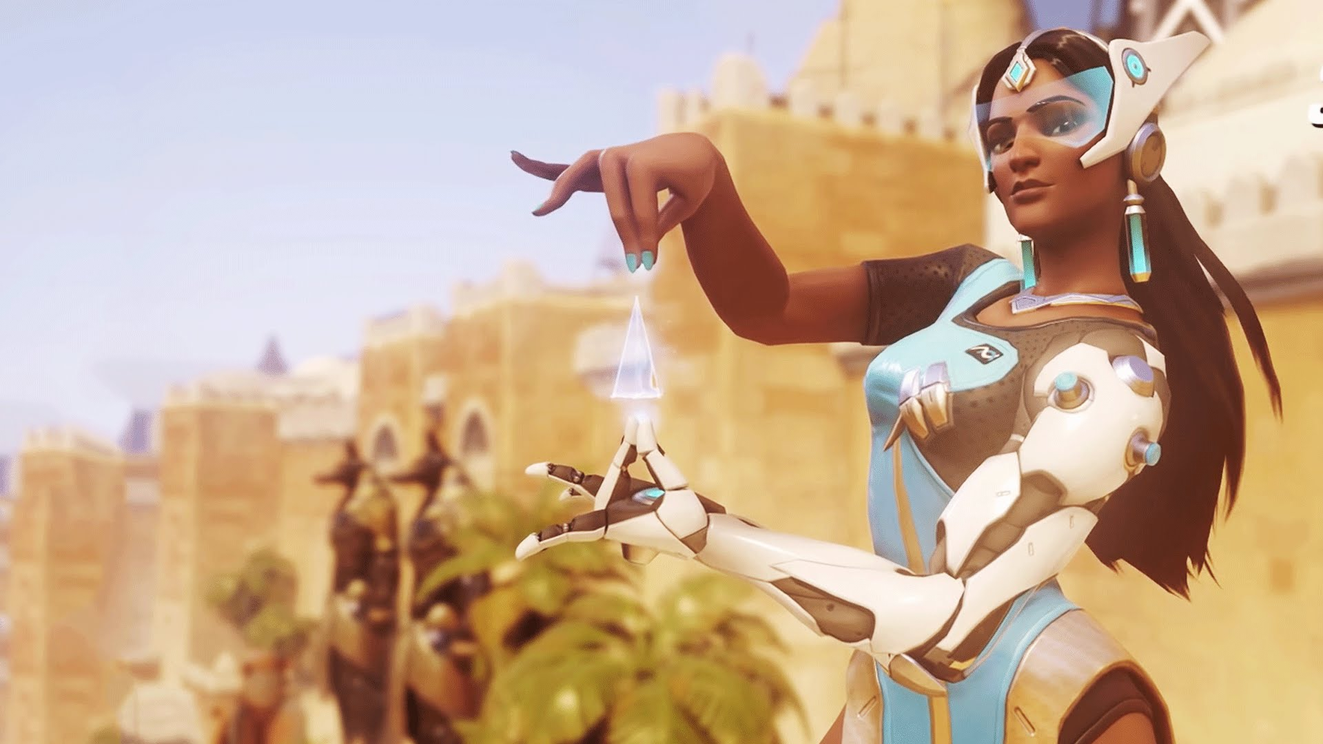 Overwatch : Symmetra Wallpapers hd