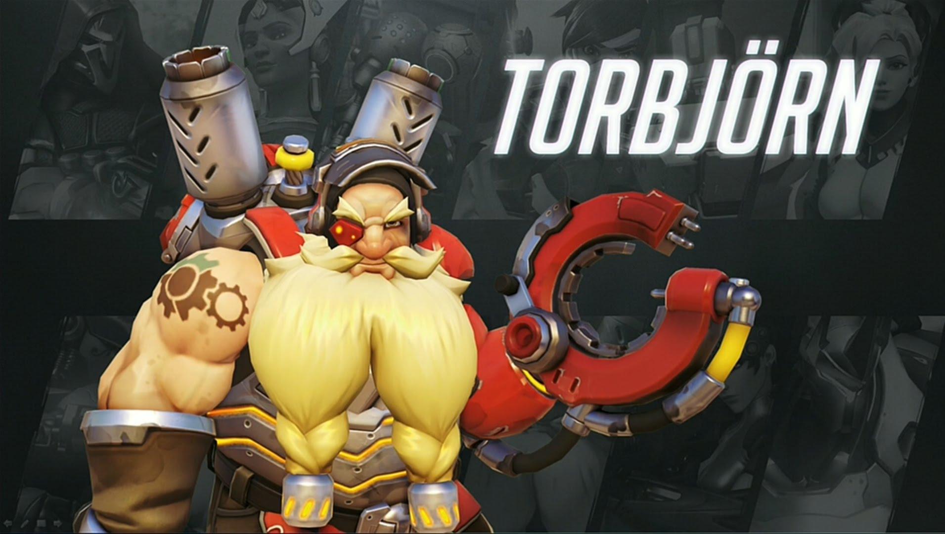 Overwatch : Torbjörn Wallpapers hd