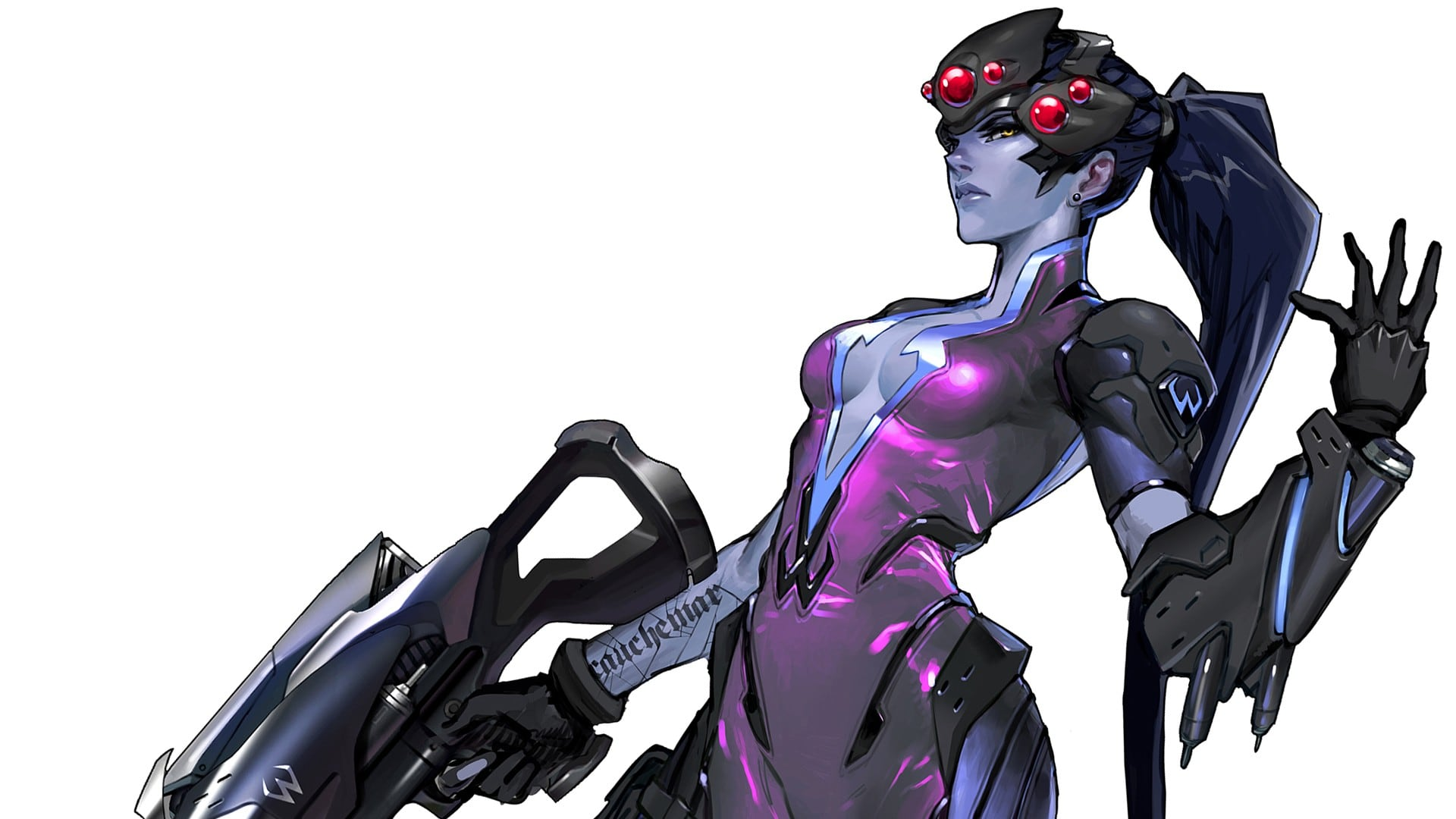 Overwatch : Widowmaker Wallpapers hd