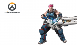 Overwatch : Zarya Backgrounds
