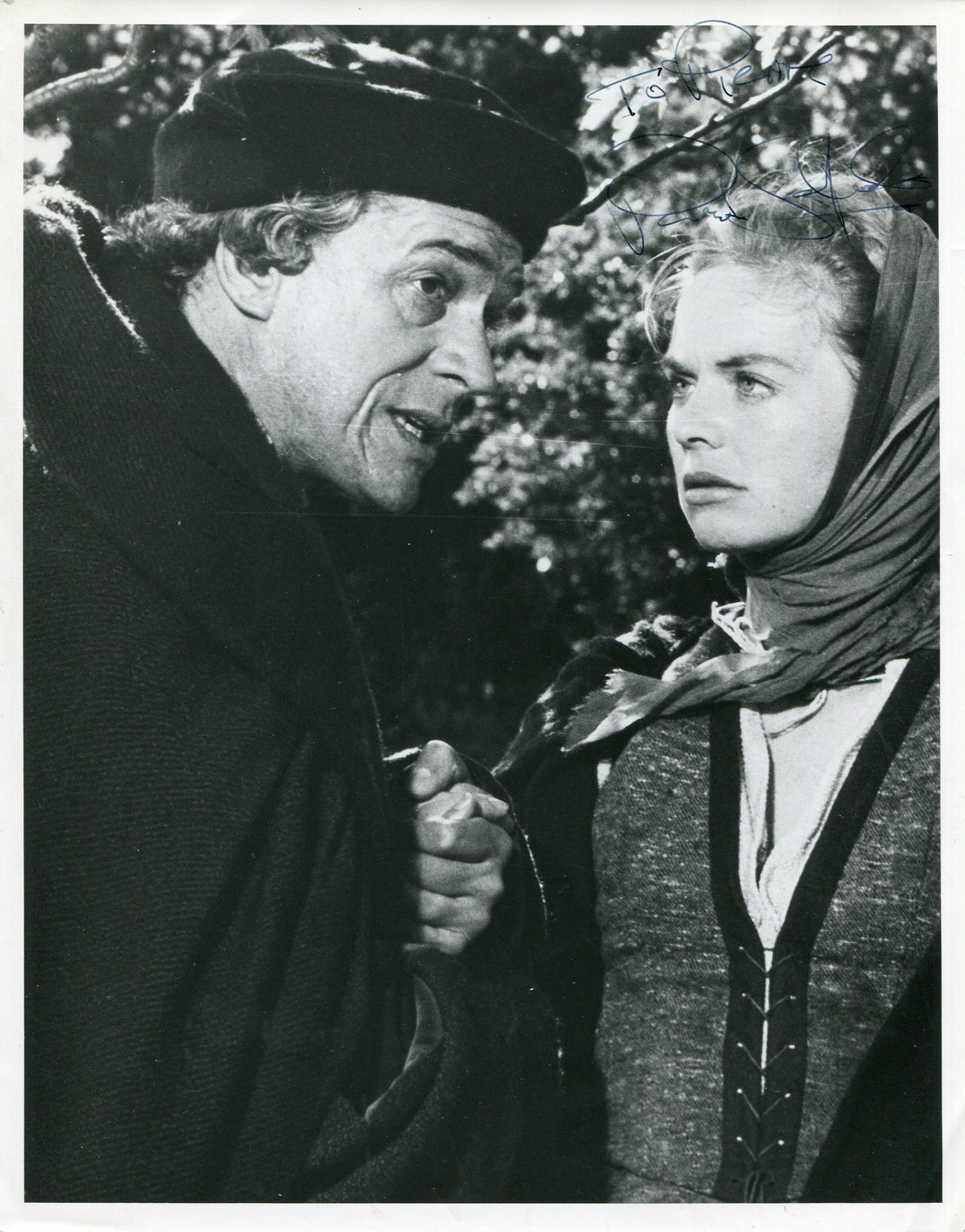 Paul Scofield Pictures