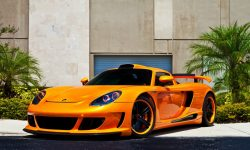 Porsche Carrera GT Wallpapers hd