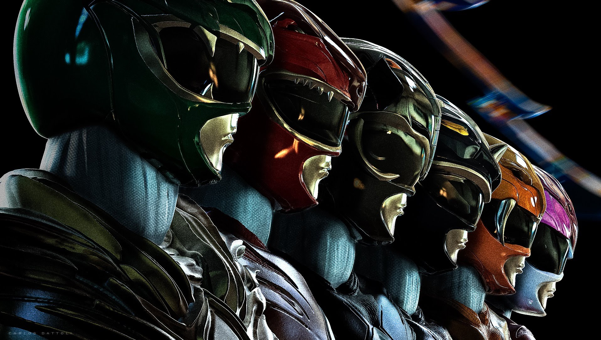 Power Rangers Pictures
