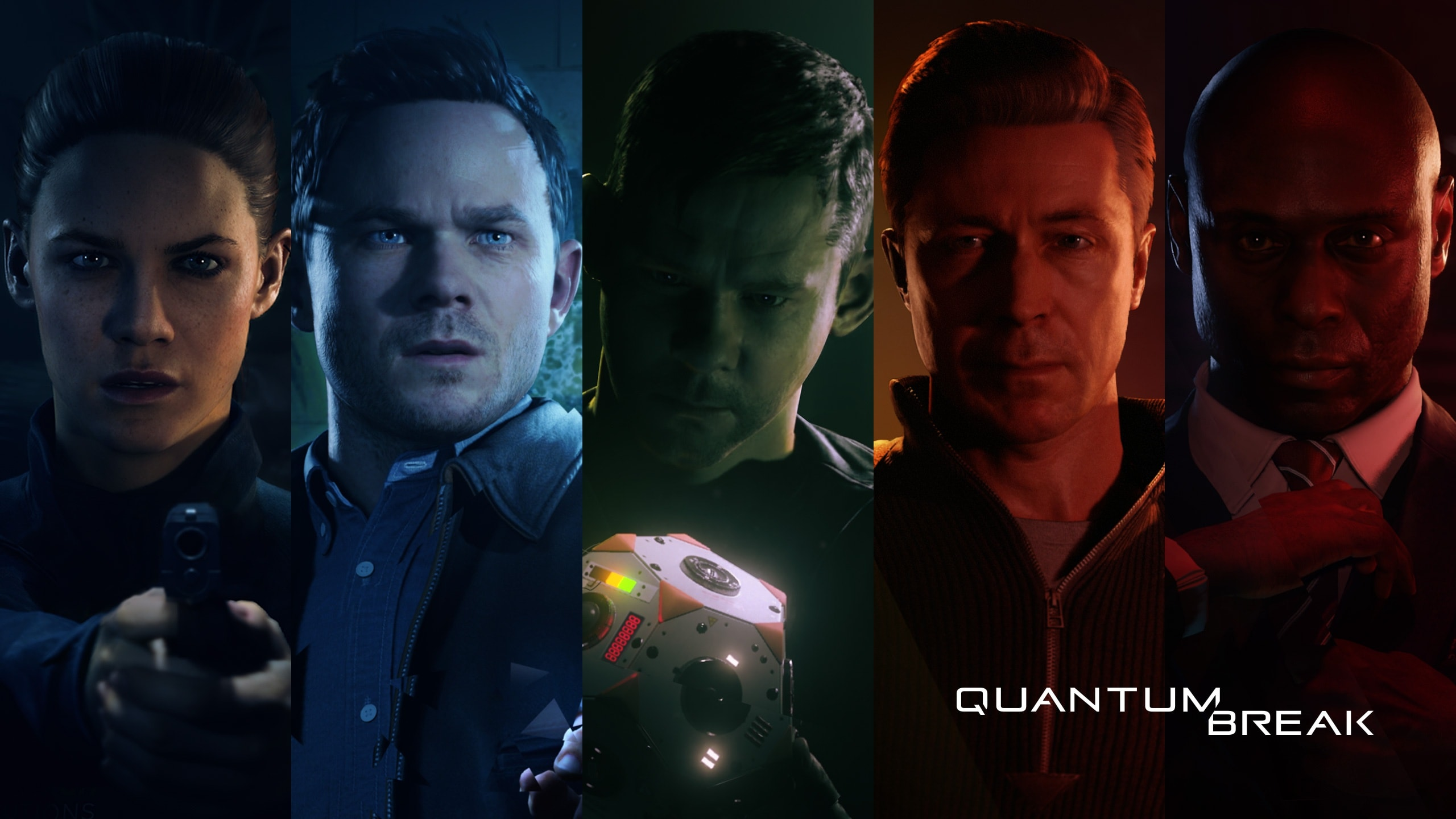 Quantum Break Wallpapers hd