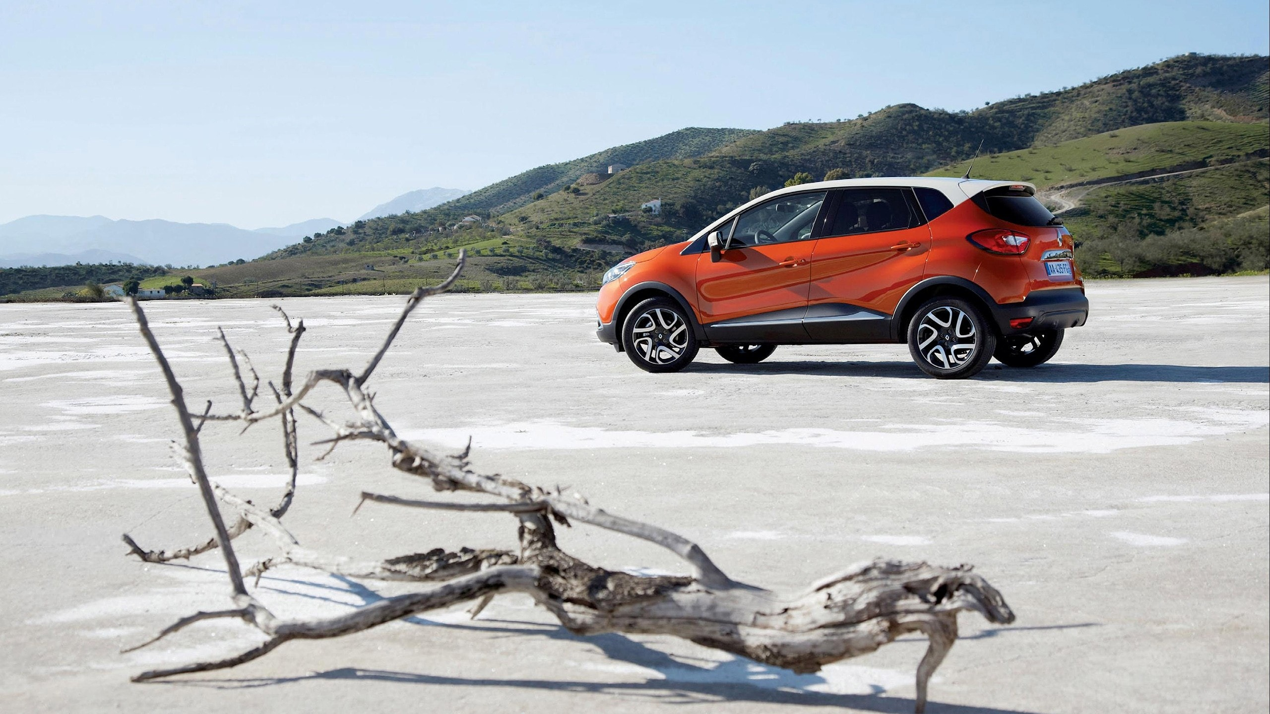 Renault Kaptur Wallpapers hd