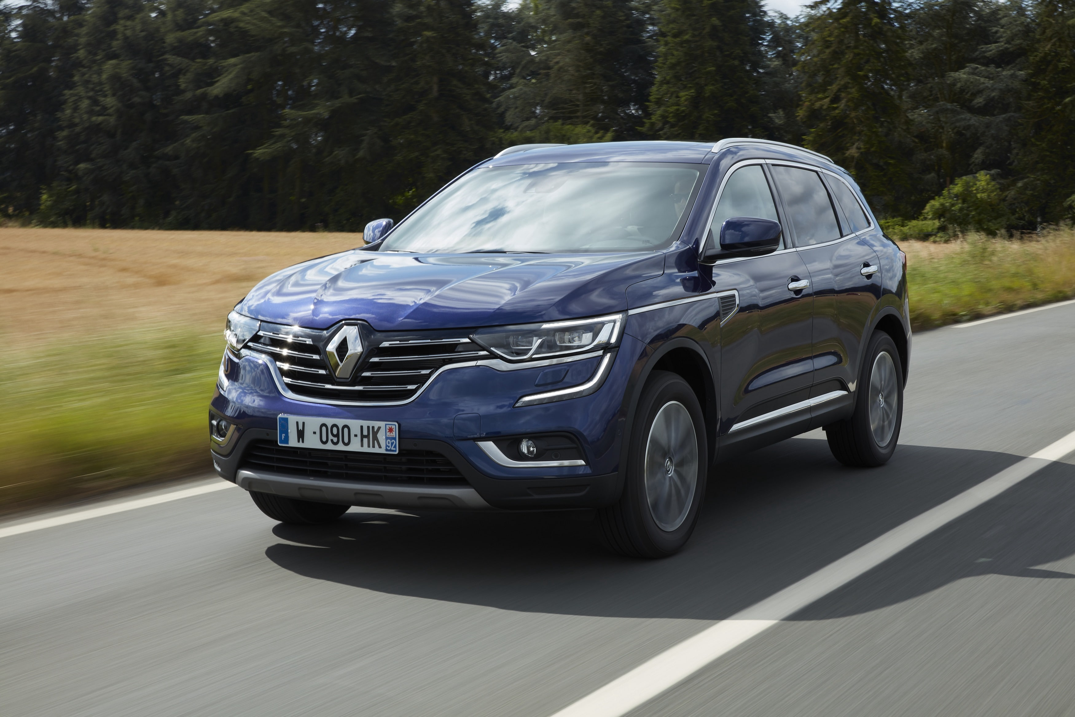 Renault Koleos 2 Wallpapers hd