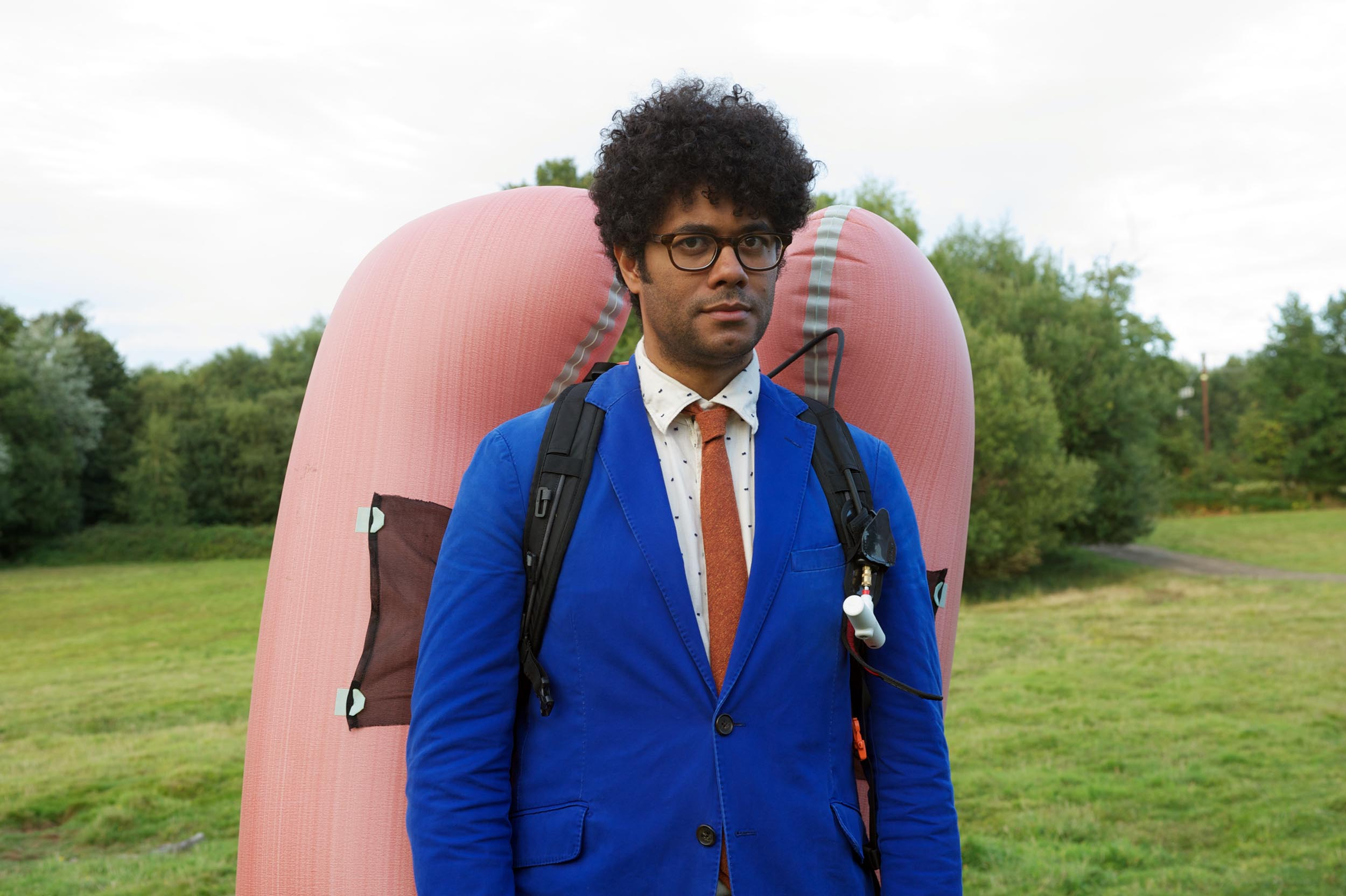 Richard Ayoade Wallpapers hd