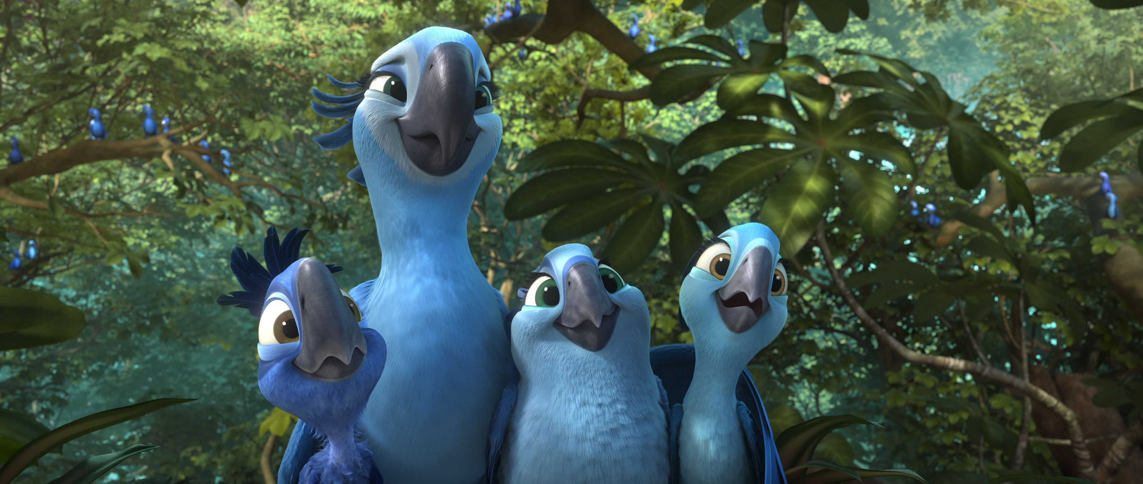 Rio 2 Wallpapers hd