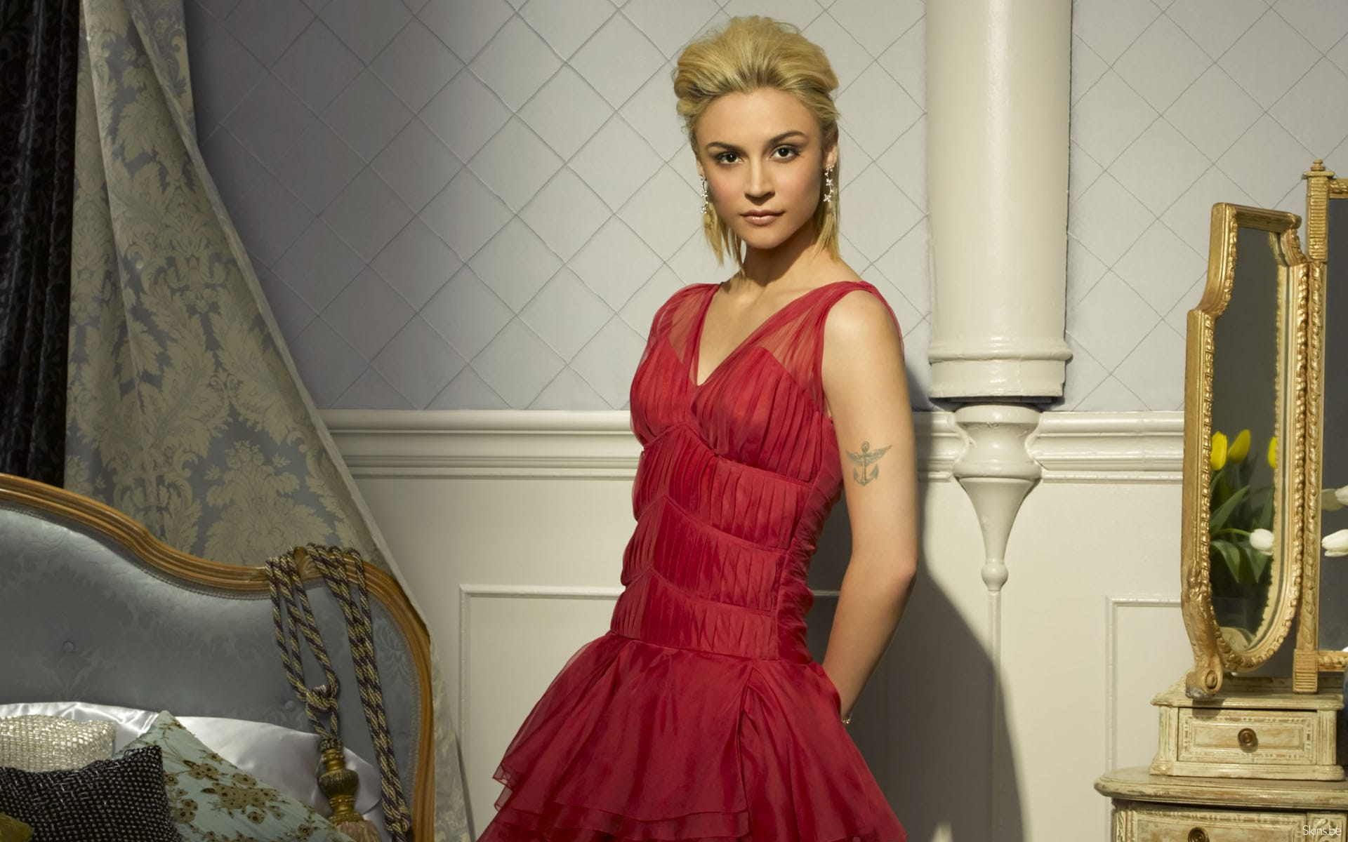 Samaire Armstrong Wallpapers hd