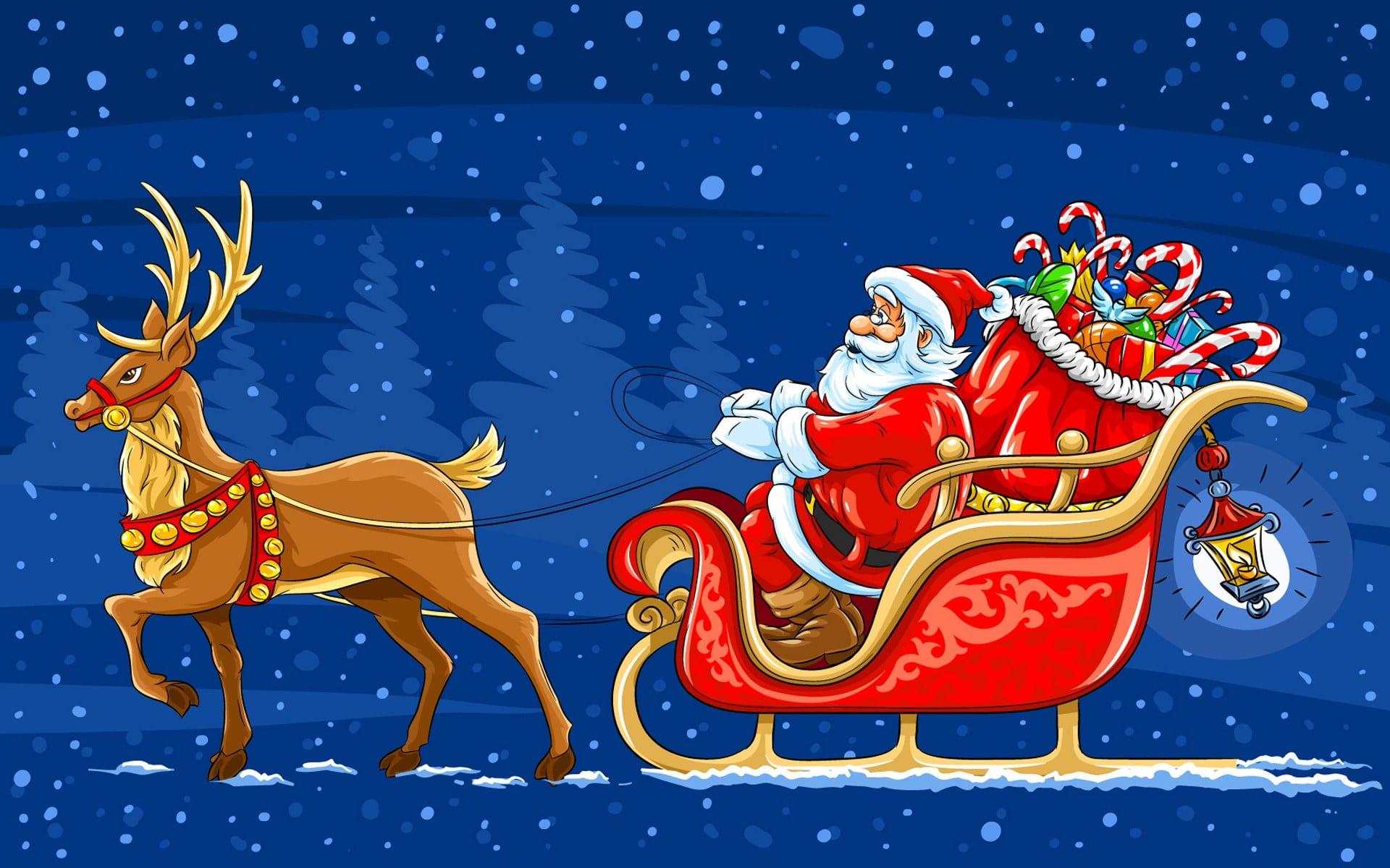Santa Claus Wallpapers hd