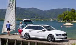 Skoda Superb Combi 3 Wallpapers hd