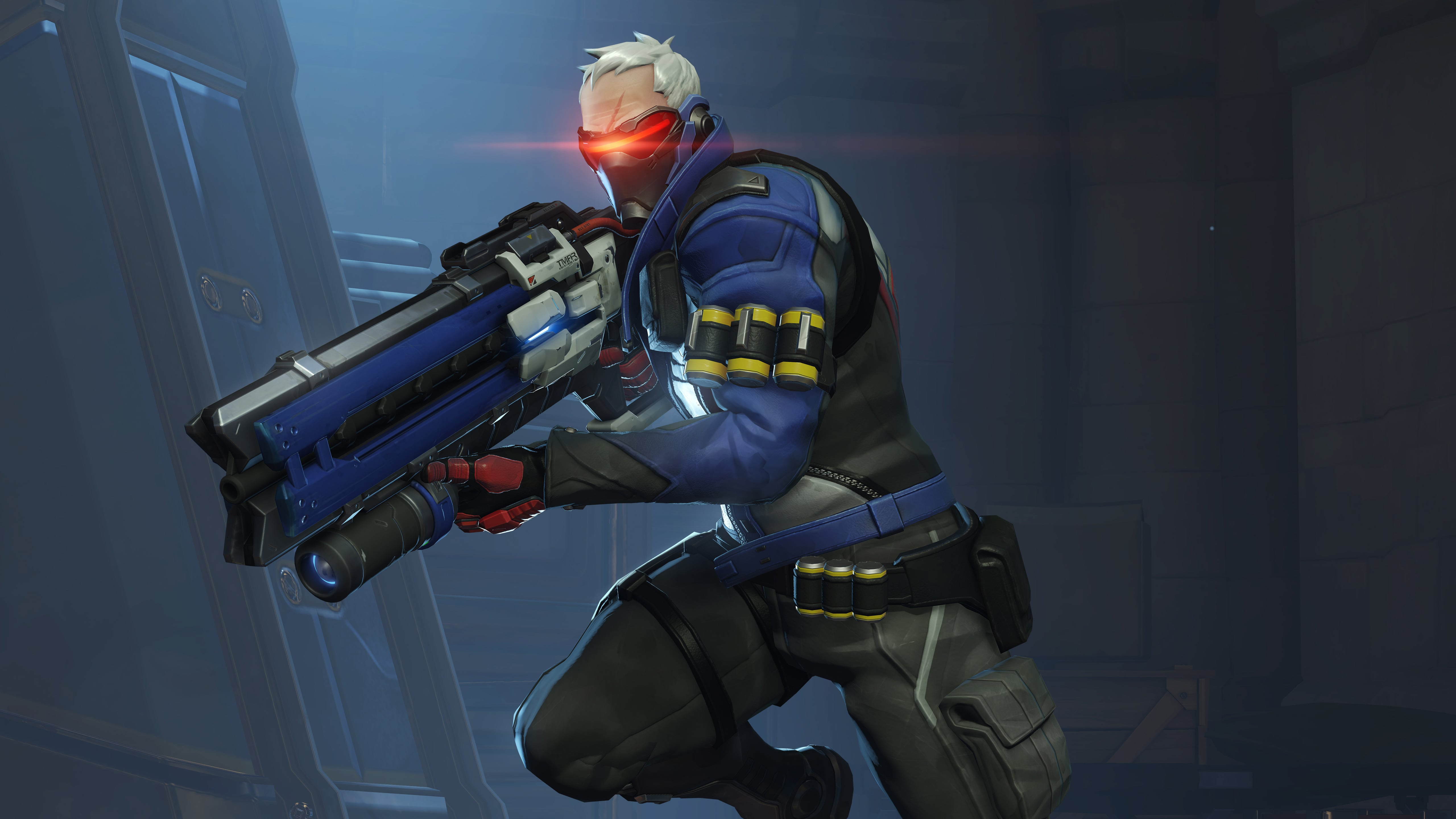 Overwatch : Soldier: 76 Wallpapers hd