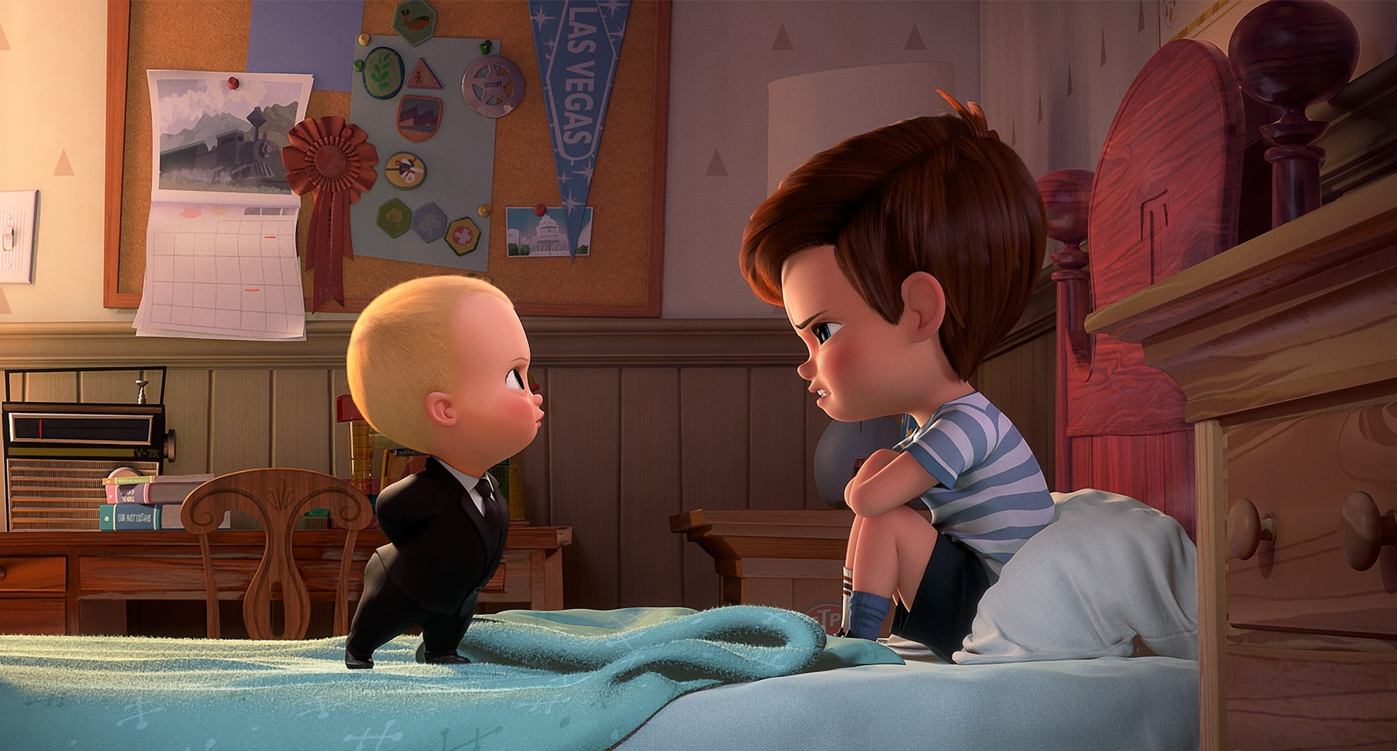 The Boss Baby Wallpapers hd
