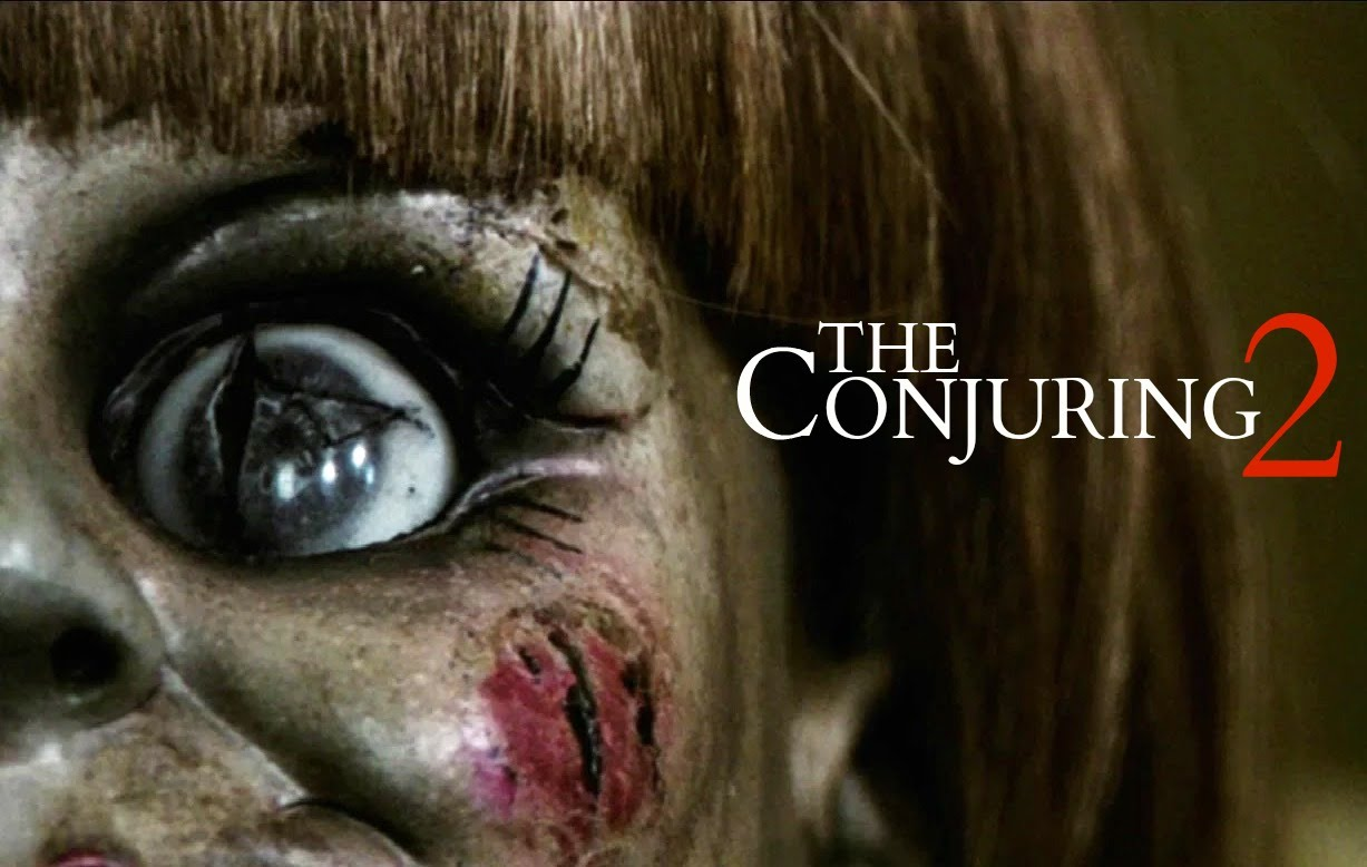 The Conjuring 2 widescreen wallpapers
