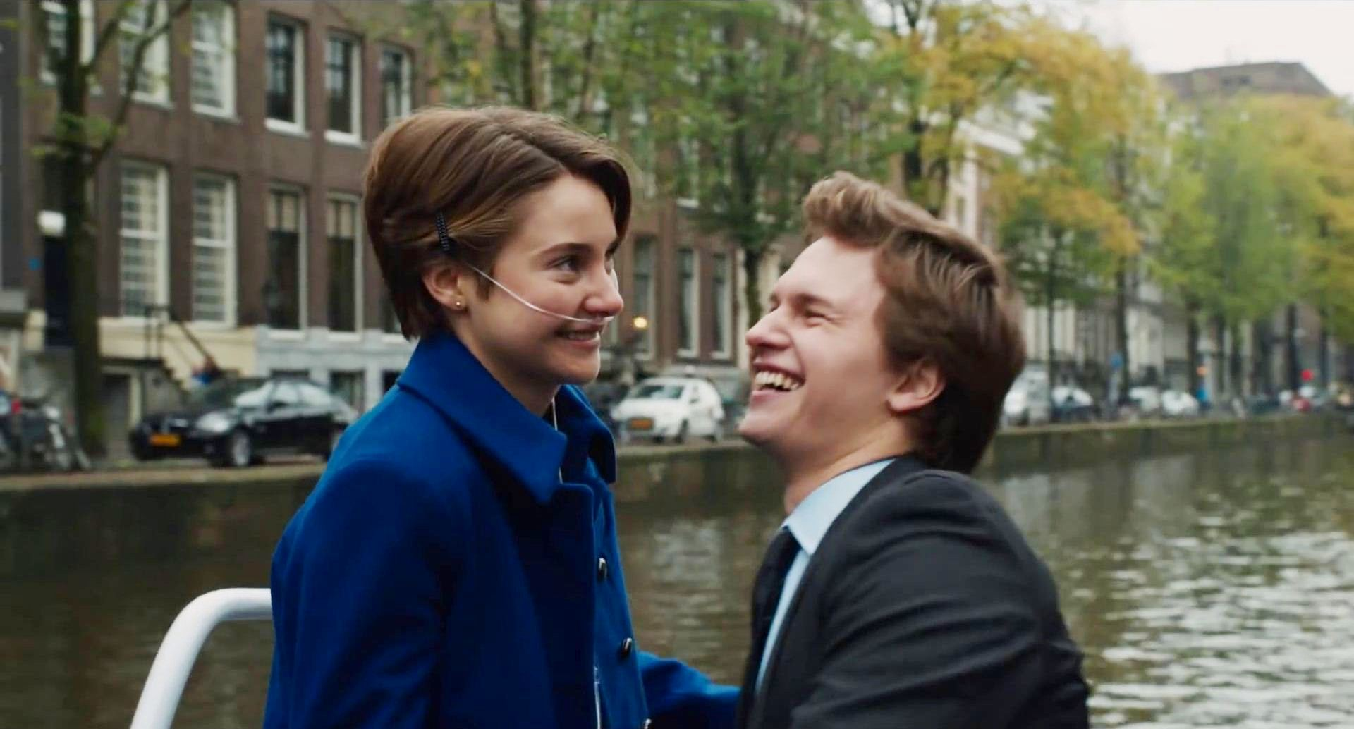 The Fault in Our Stars Wallpapers hd