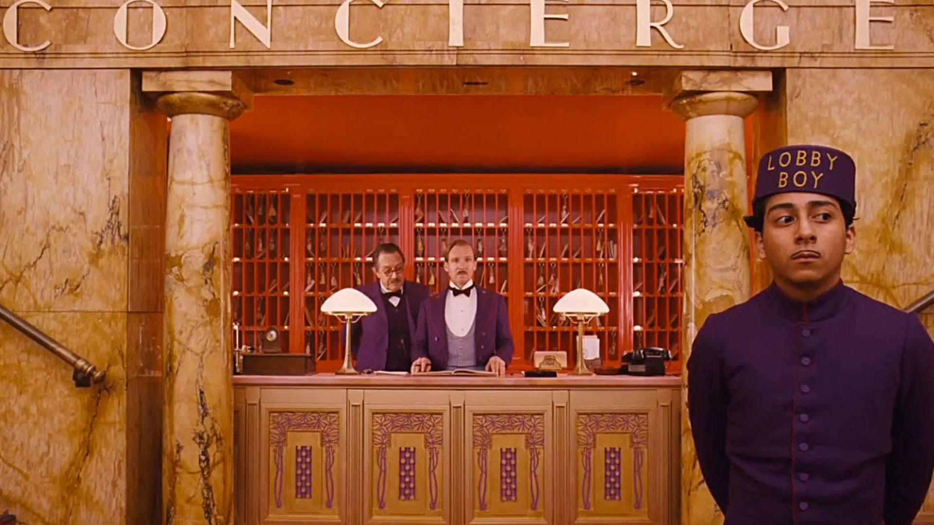 The Grand Budapest Hotel Wallpapers hd