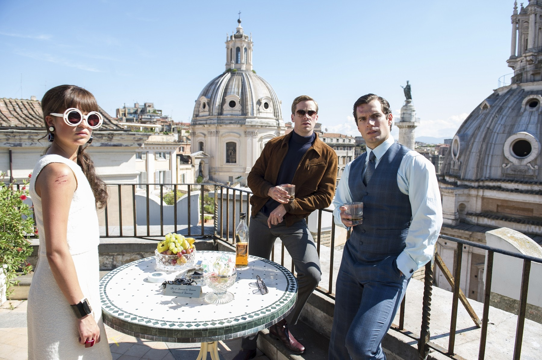 The Man from U.N.C.L.E. Wallpapers hd