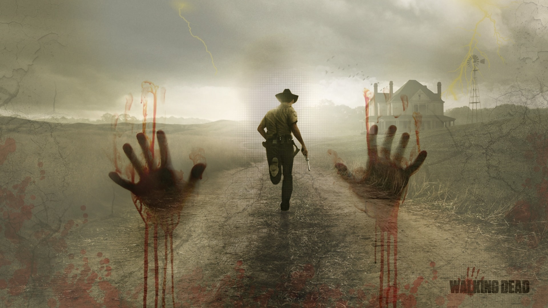 The Walking Dead Hd Wallpapers 7wallpapers Net