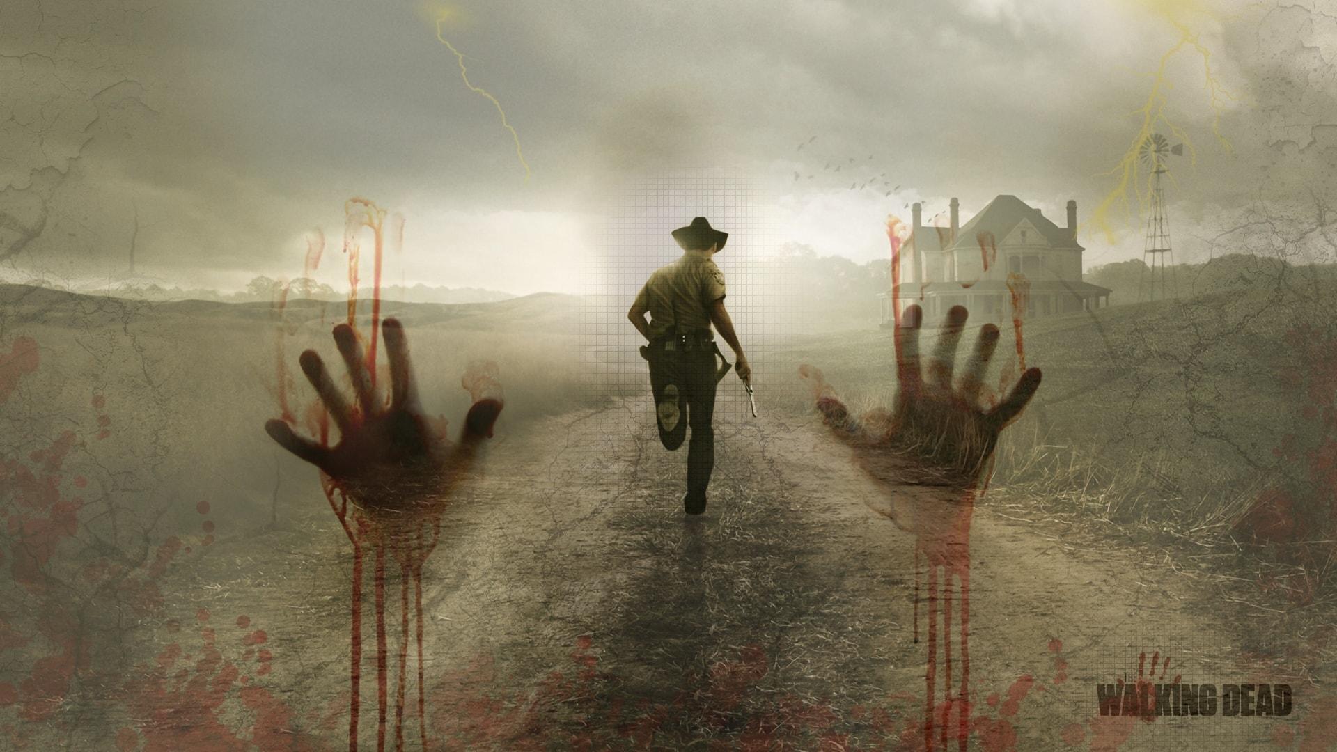 The Walking Dead Wallpapers hd
