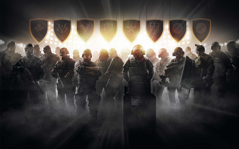 Tom Clancy's Rainbow Six: Siege Wallpapers hd