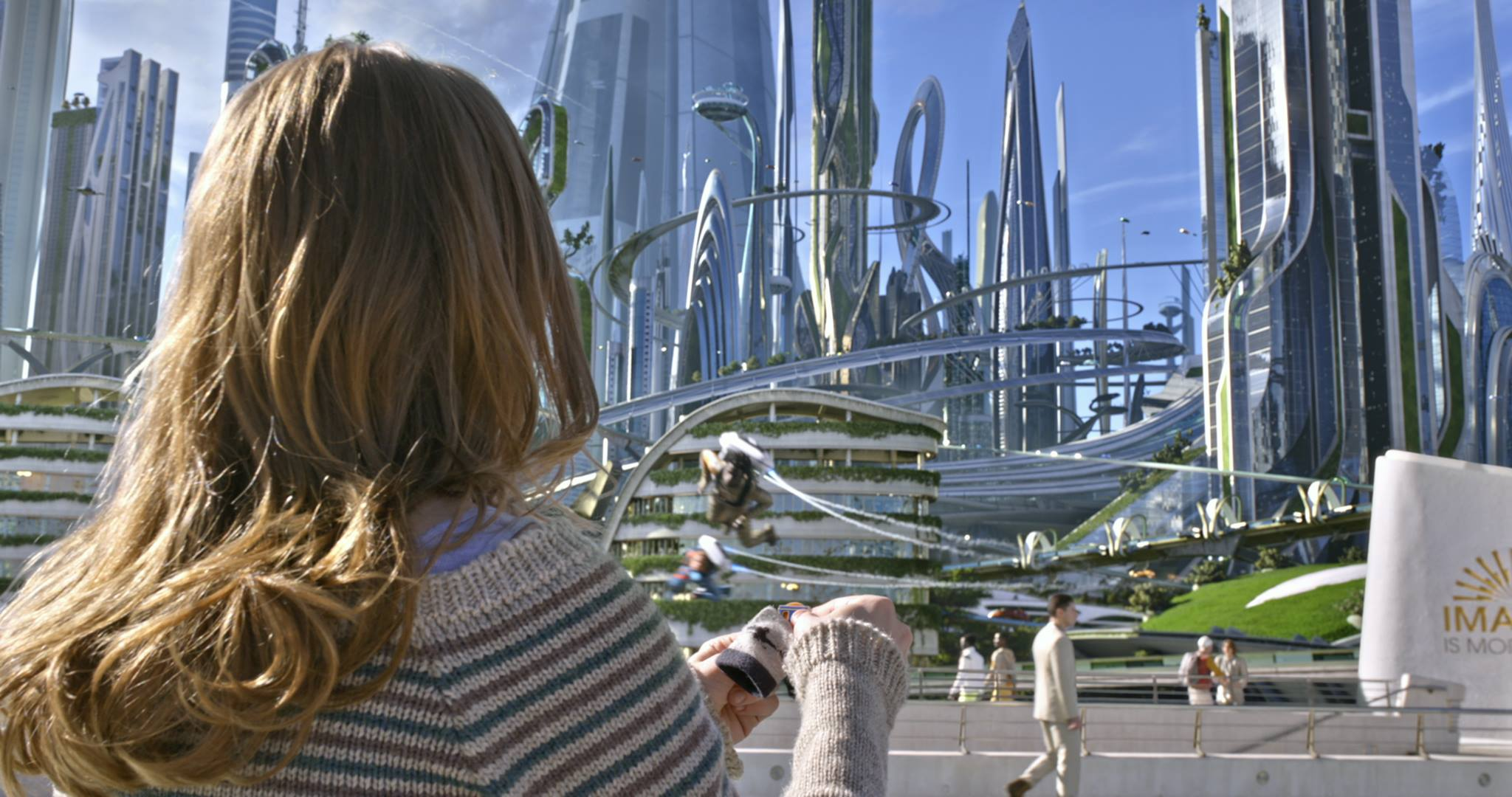Tomorrowland Wallpapers hd