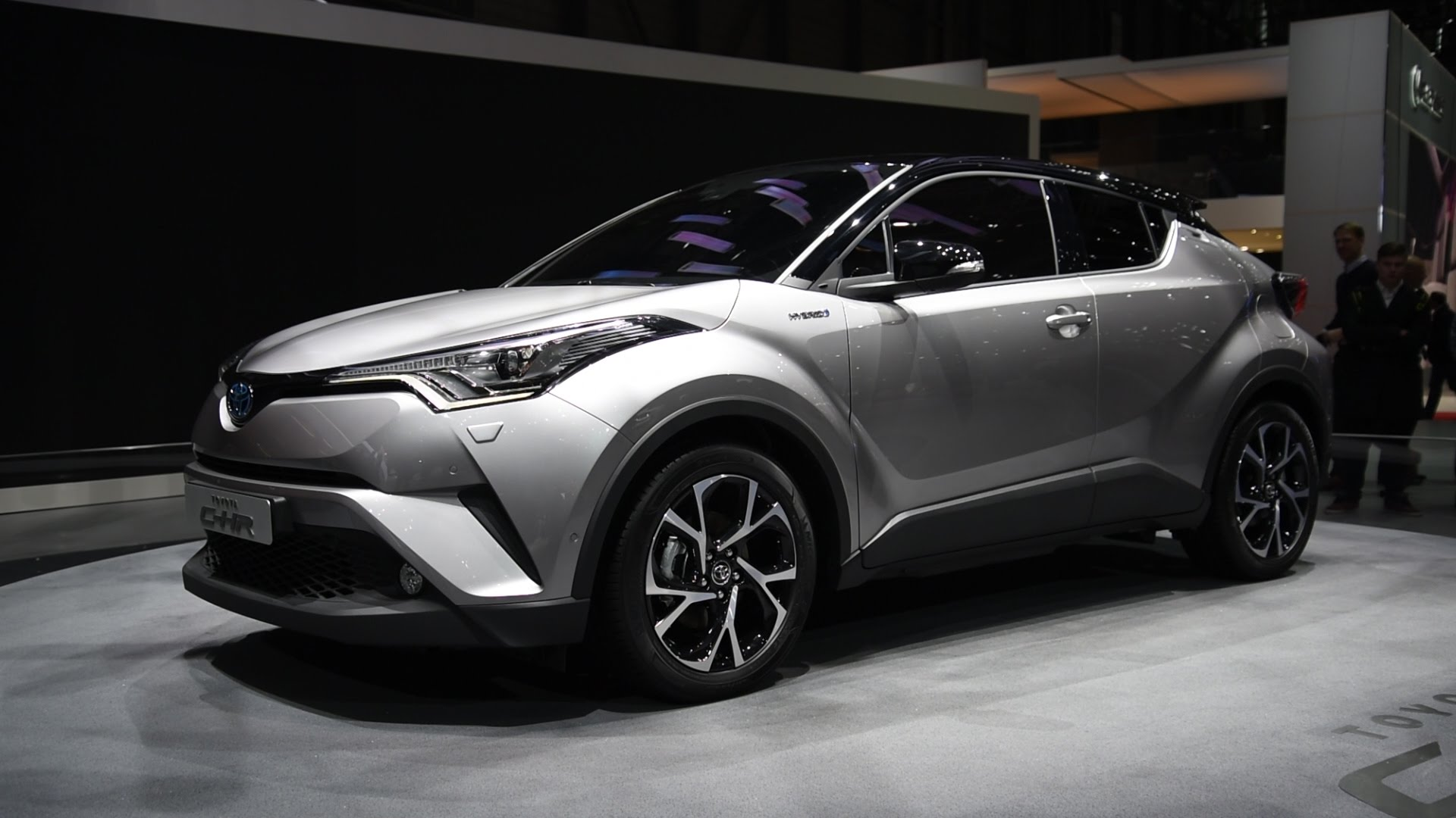 Toyota C-HR Wallpapers hd