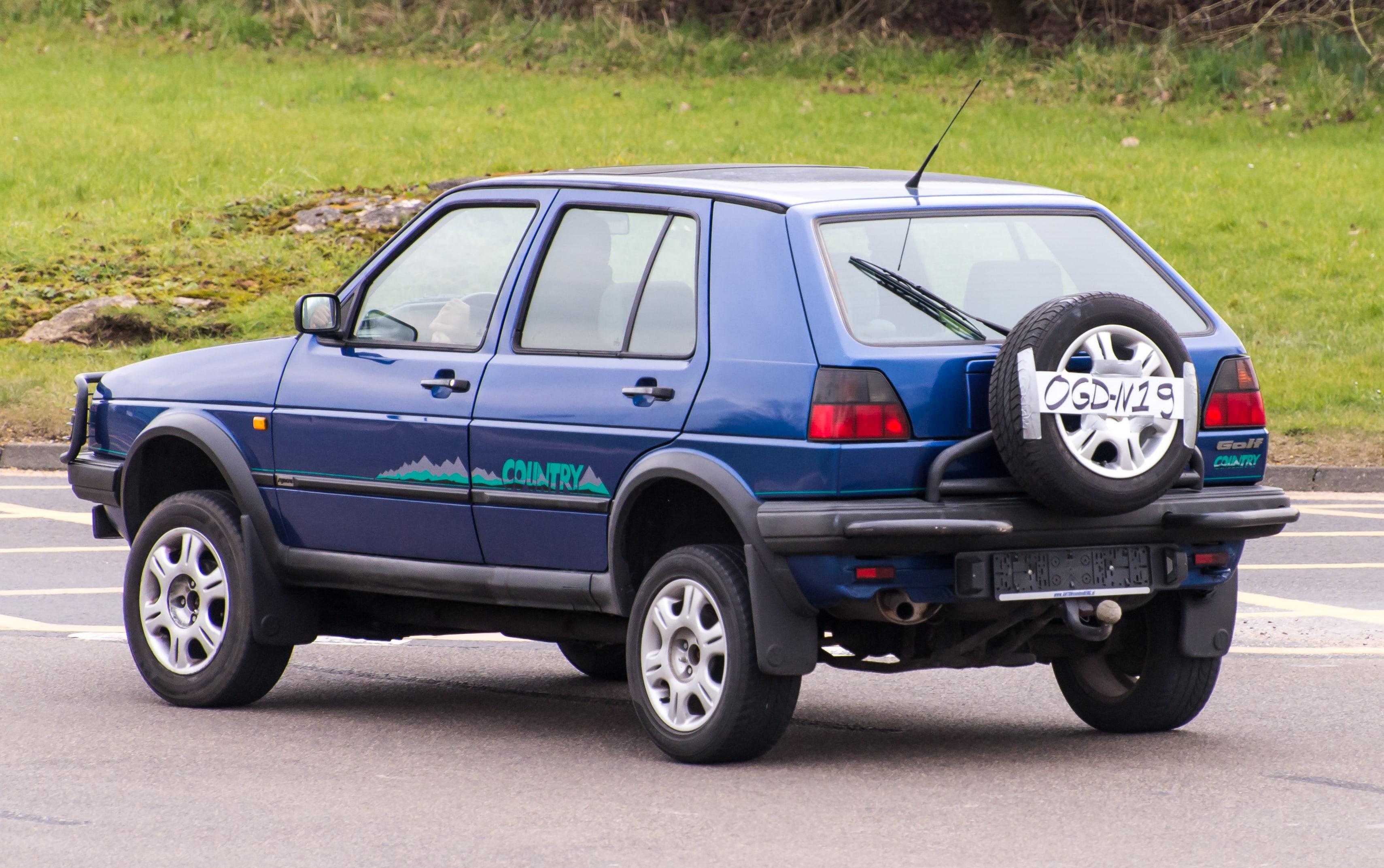 Volkswagen Golf Country Wallpapers hd