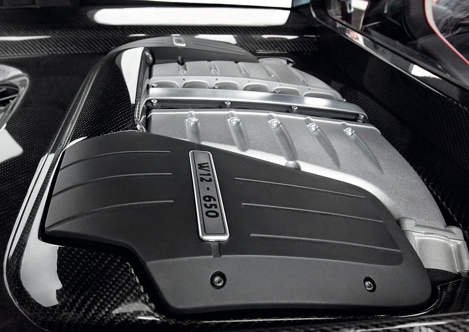 Volkswagen Golf GTI W12-650 Concept Wallpaper