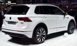 Volkswagen Tiguan 2 Wallpapers hd