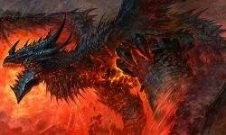 WOW: Deathwing Wallpapers hd